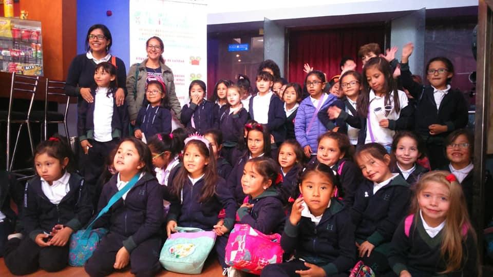 Telepacífico ganador en el Festival Kolibrí para la niñez y la adolescencia