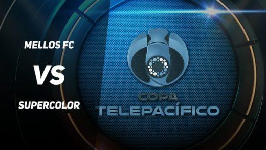 Copa de Fútbol Telepacífico: Septiembre 22