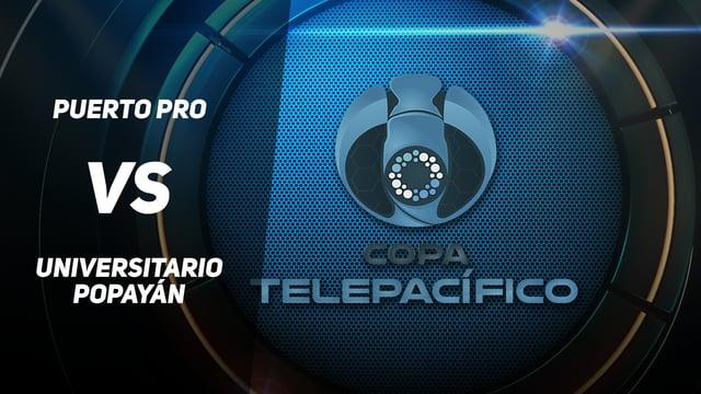 Copa de Fútbol Telepacífico: Septiembre 1