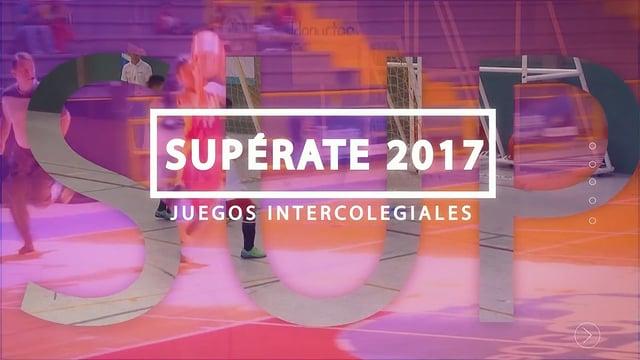 Supérate Intercolegiados 2017: Octubre 8
