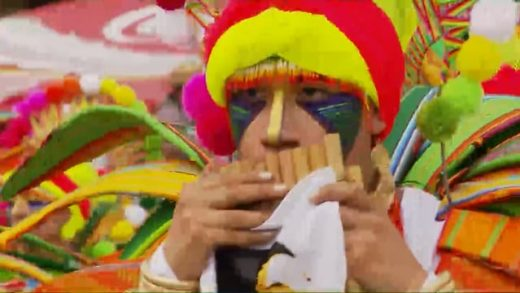 Carnaval de Negros y Blancos: Desfile Colectivos Coreográficos