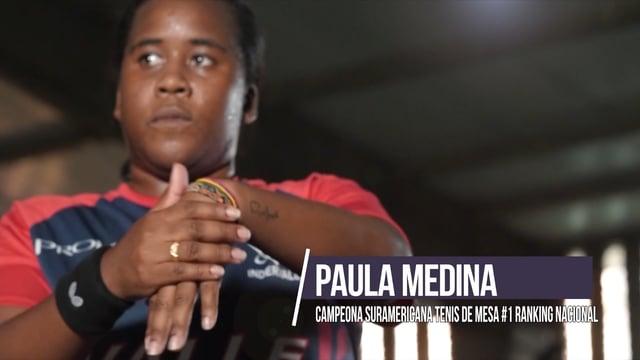 Cerca de la gloria: Paula Medina