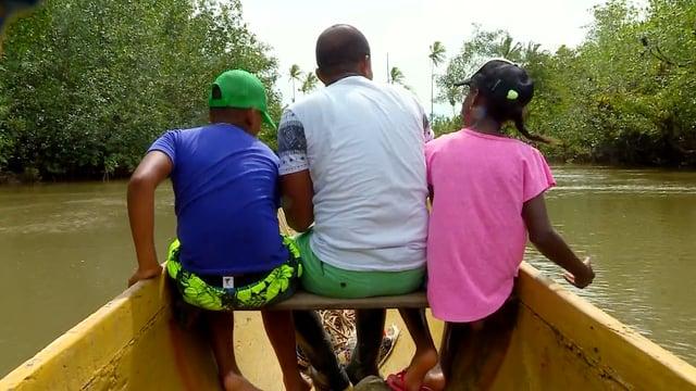 """Niños de mi tierra: """"Pesca, Nuquí"""""""