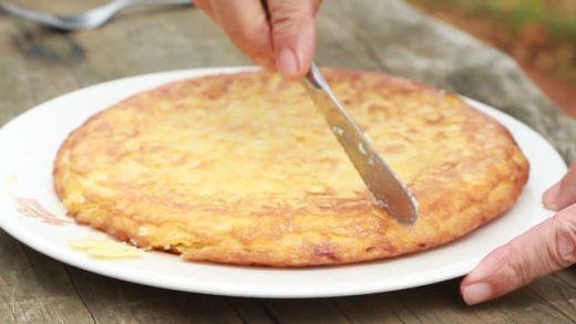 A cocinar: Tortilla española