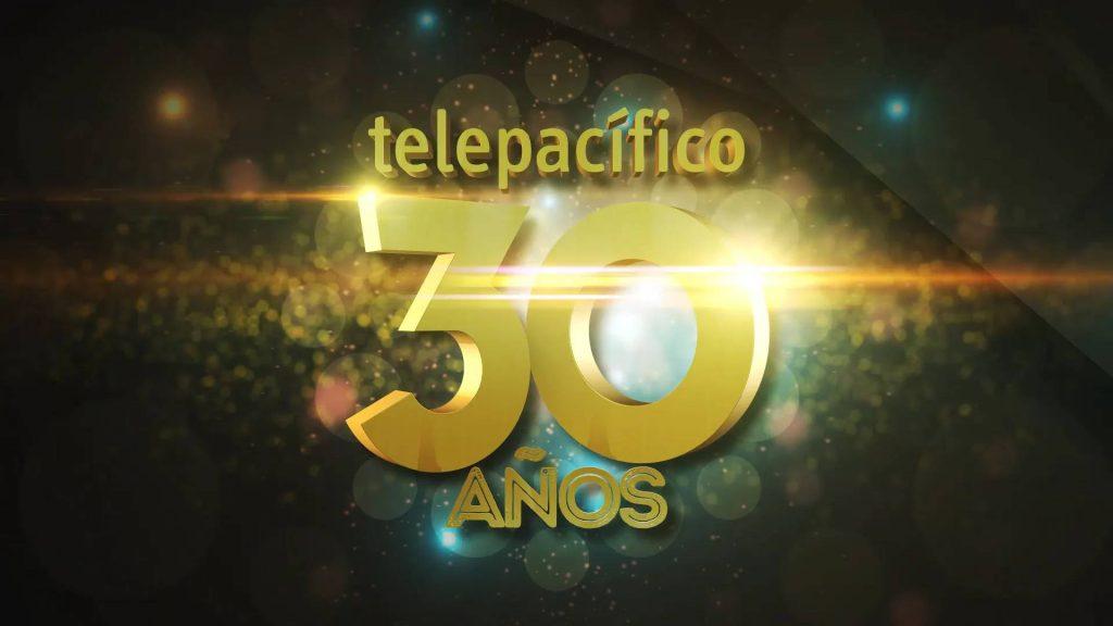 Telepacífico celebra sus 30 años con los televidentes