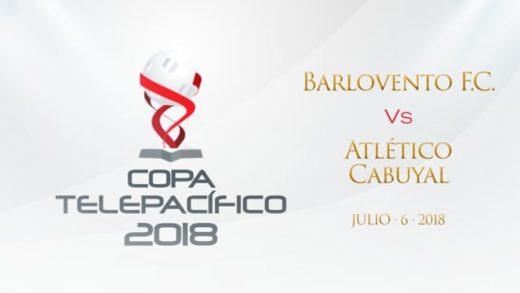 Barlovento vs. Atlético Cabuyal