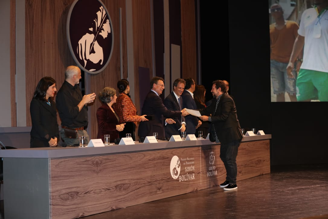 Telepacífico gana dos Premios Simón Bolivar 2018