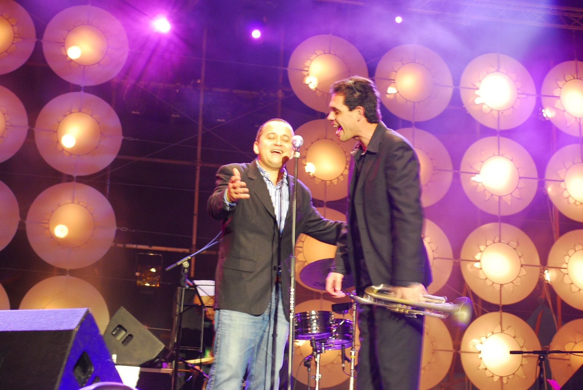 Yuri Buenaventura en gran concierto de fin de año por Telepacífico