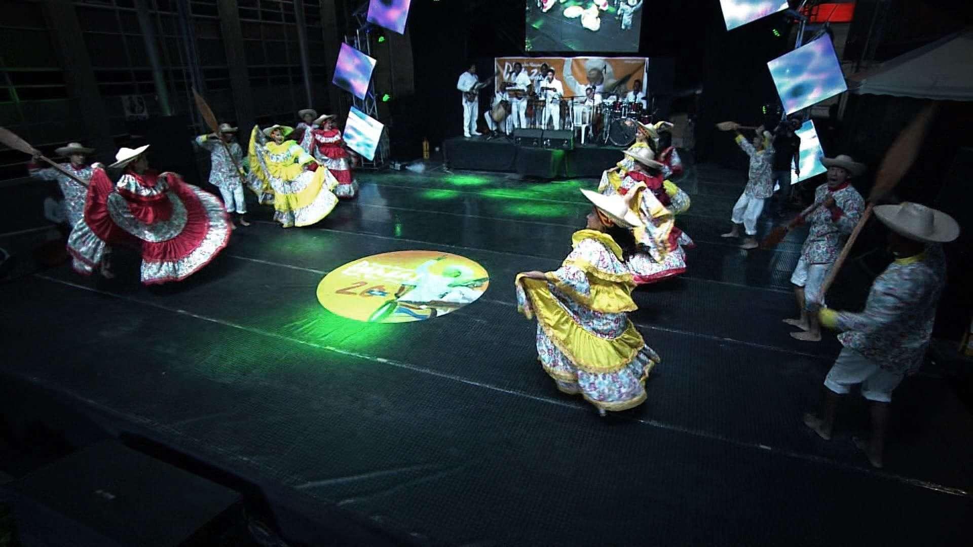 Disfruta con Telepacífico del Encuentro Nacional de Danzas Yumbo