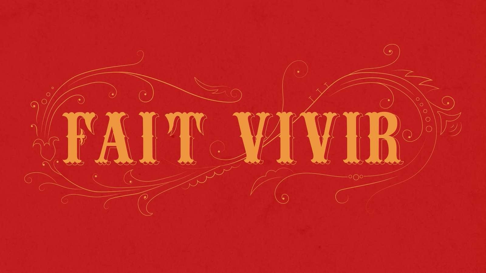 'Fait Vivir', estreno en streaming nacional e internacional