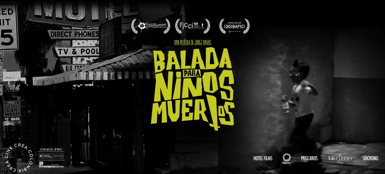'Balada para niños muertos': una mirada íntima a la vida y obra de Andrés Caicedo