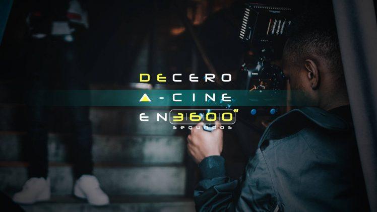 De cero a cine en 3600 segundos