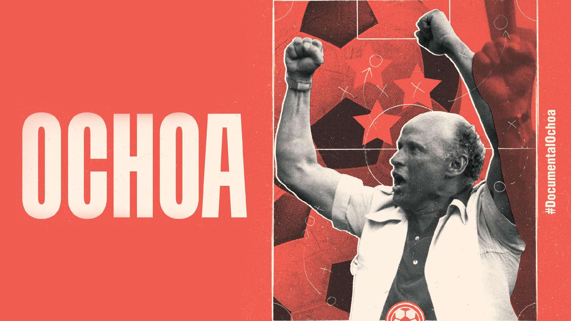 'Ochoa': Documental sobre la vida de Gabriel Ochoa Uribe