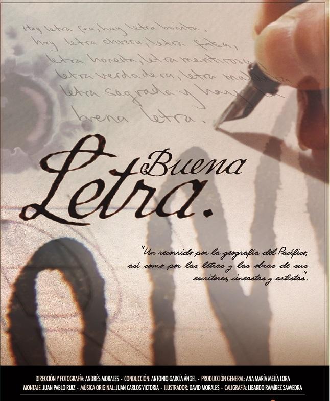 poster Buena Letra