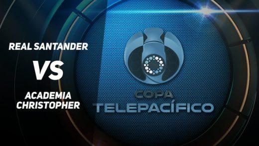 Copa de Fútbol Telepacífico: Agosto 11