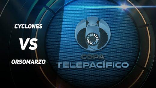 Copa de Fútbol Telepacífico: Octubre 6