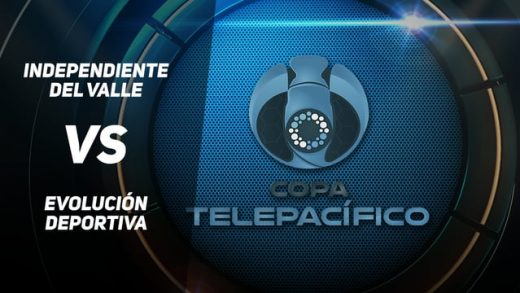 Copa de Fútbol Telepacífico: Septiembre 15