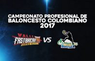 Fastbreak vs. Cimarrones