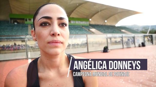 Cerca de la gloria: Angélica Donneys