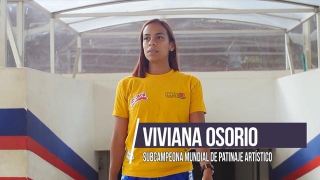 Cerca de la gloria: Viviana Osorio