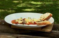 A cocinar: Pita de tomate