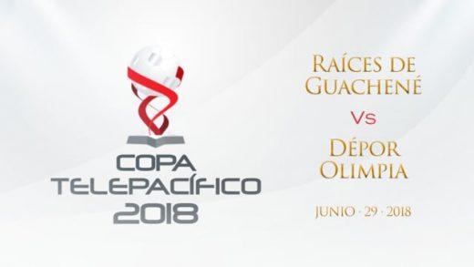 Raíces de Guachené vs. Dépor Olimpia