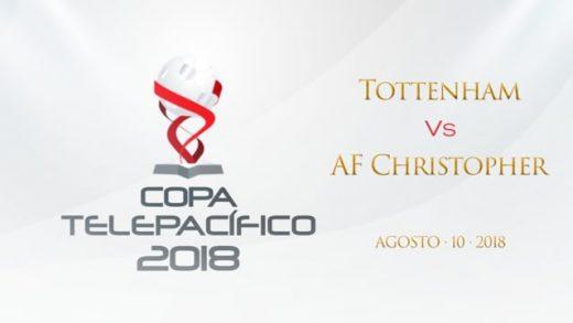 Tottenham vs. AF Christopher M.